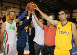 Inauguración 7mo Torneo de Baloncesto Constanza 2015