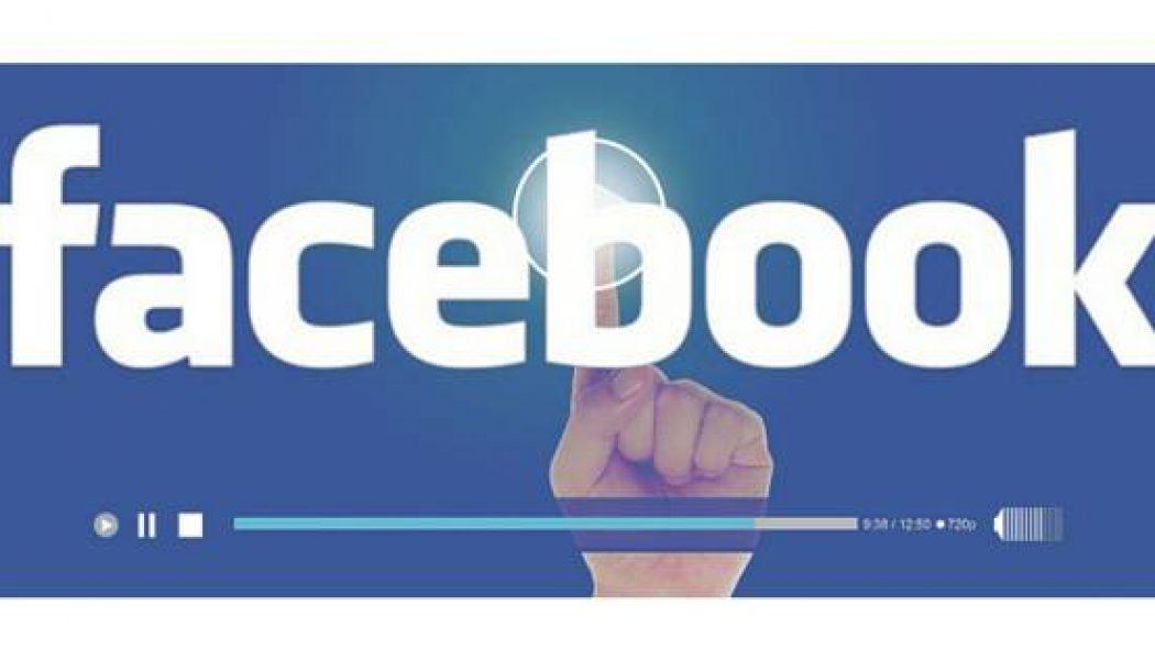 Facebook lanza competencia a YouTube