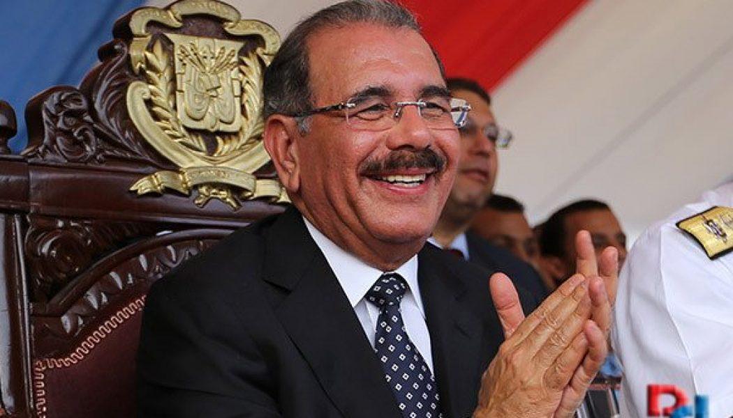 Presidente Medina favorito para las elecciones, según encuesta