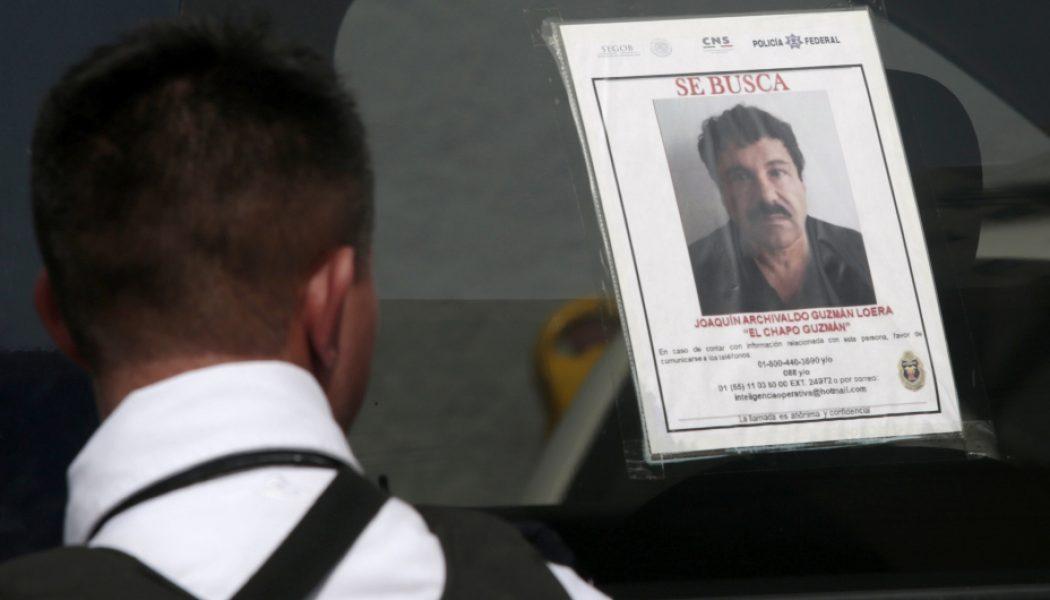 Casi 10.000 agentes federales y hasta perros buscan al 'Chapo'