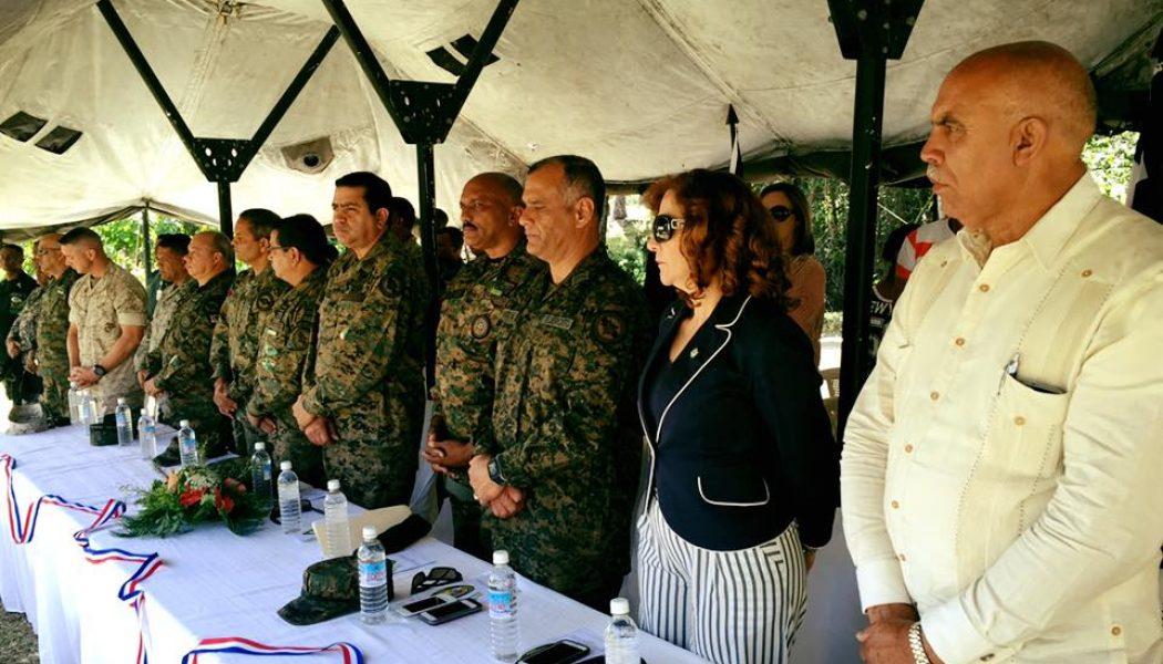 Fotos :  Ejército gradúa 63VA promoción de cazadores en Constanza