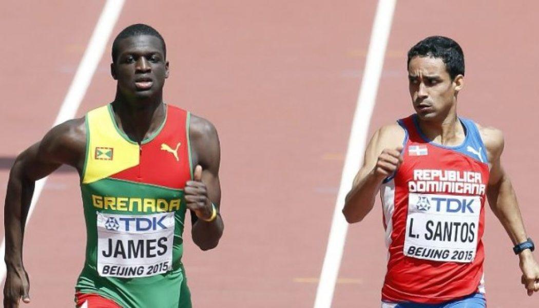 Luguelín Santos clasifica a la final del Mundial de Atletismo en los 400 metros lisos
