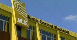 JCE presenta resultados definitivos del cómputo electoral de Elecciones Extraordinarias Municipales