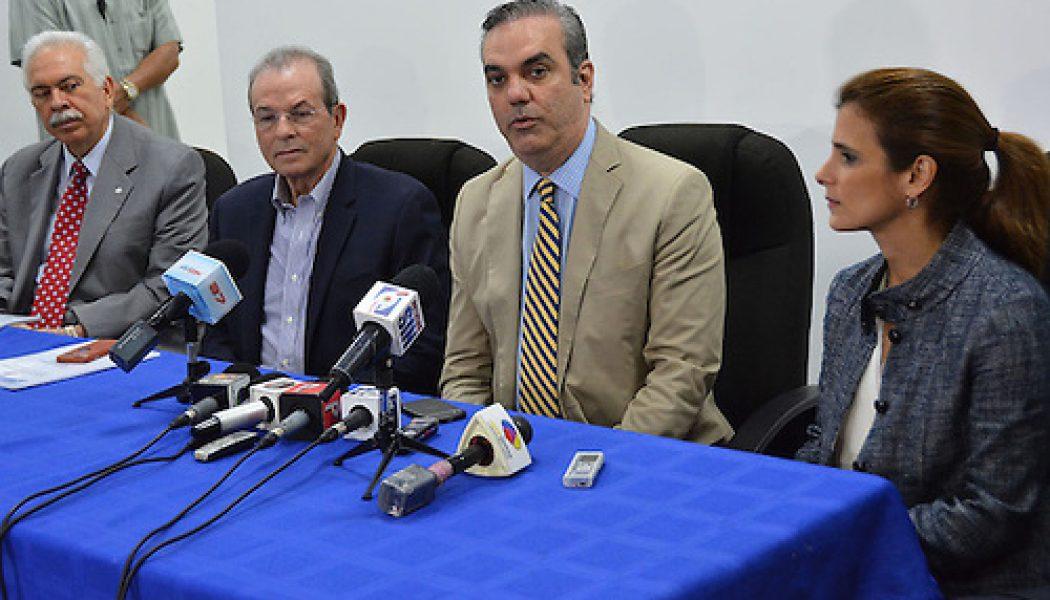 """Luis: """"Gobierno ha perdido la vergüenza"""" con exoneraciones a dirigentes políticos"""