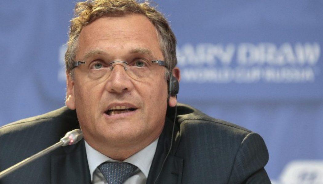 La FIFA destituye al secretario general