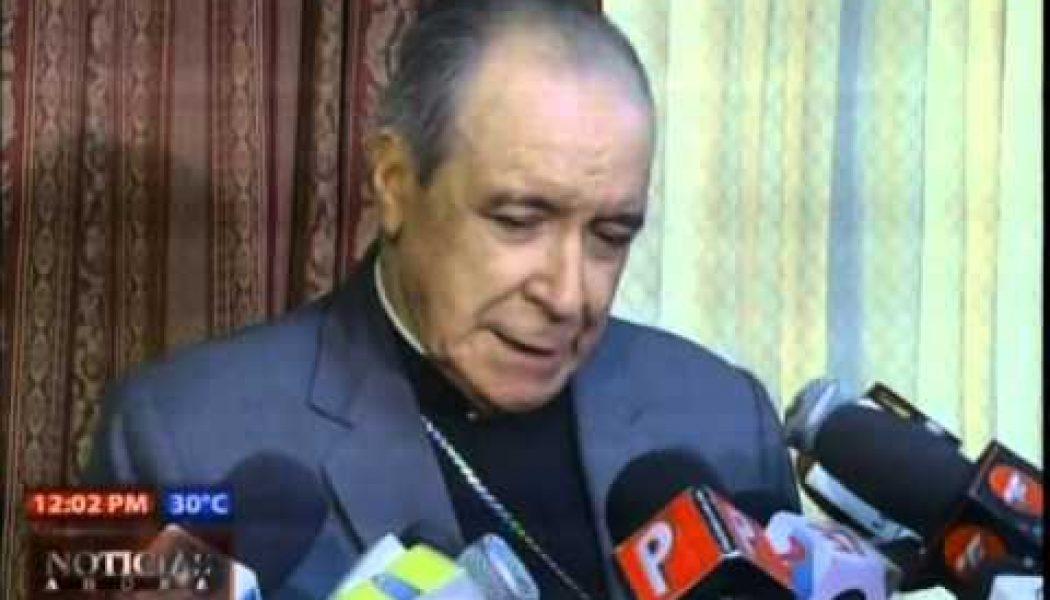 Cardenal dice Gobierno ha actuado con «blandenguería» con Haití en caso de la veda