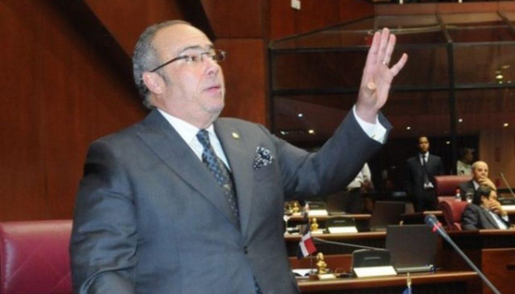 Mariotti dice PRM utiliza reforma policial como tema de campaña