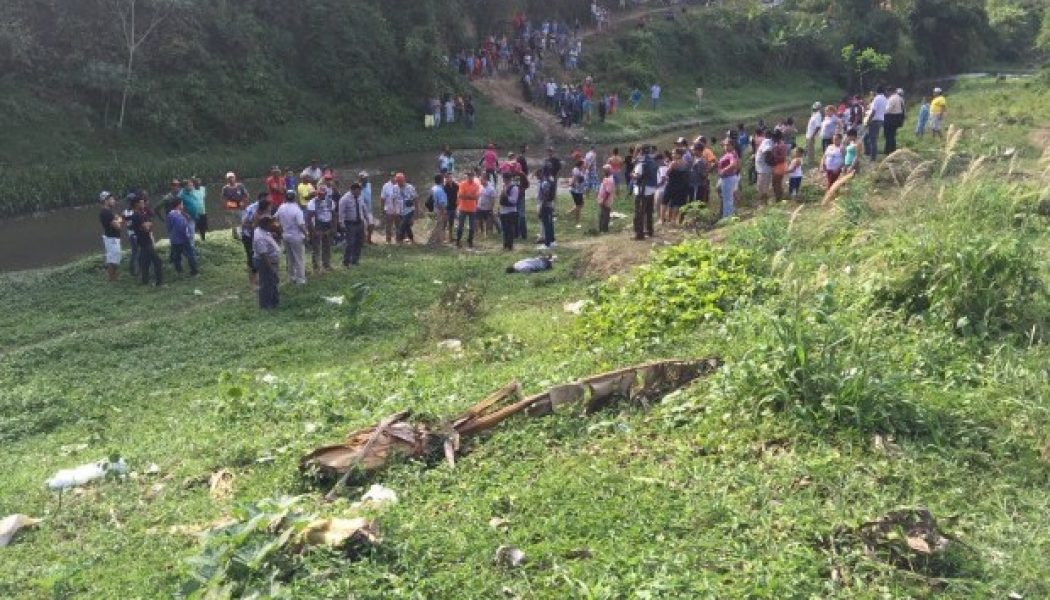 Matan pareja a tiros a orillas de río en Moca; su hijo fue hallado herido