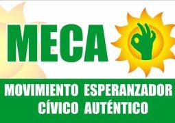 """Surge nuevo partido político denominado """"MECA"""""""