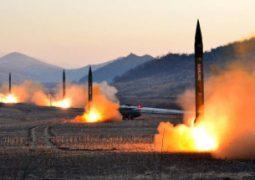 """China advierte: EE.UU. y Corea del Norte se dirigen a un """"choque frontal"""""""