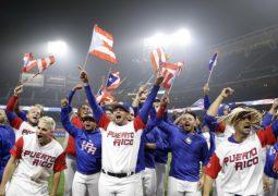 Puerto Rico y Holanda disputan la primera semifinal del Clásico Mundial