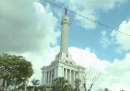 """SANTIAGO: Perredeístas salieron a pie en """"peregrinaje"""" hacia Santo Domingo"""