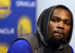 Kevin Duran sigue en duda para el tercer partido de Warriors-Blazers