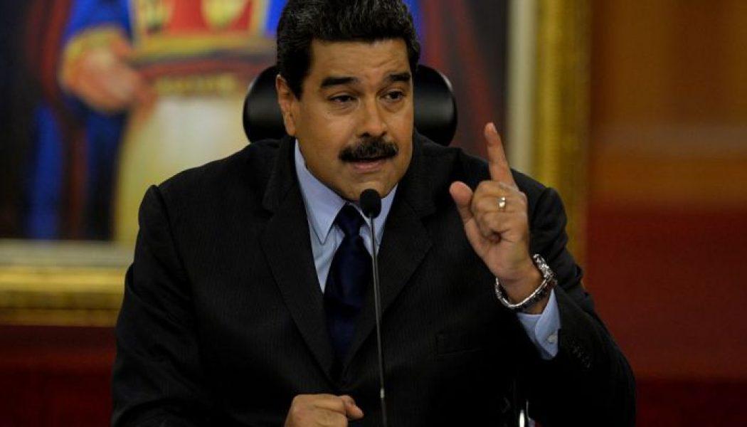Departamento del Tesoro de EE.UU. impone sanciones a Nicolás Maduro, a quien llama dictador