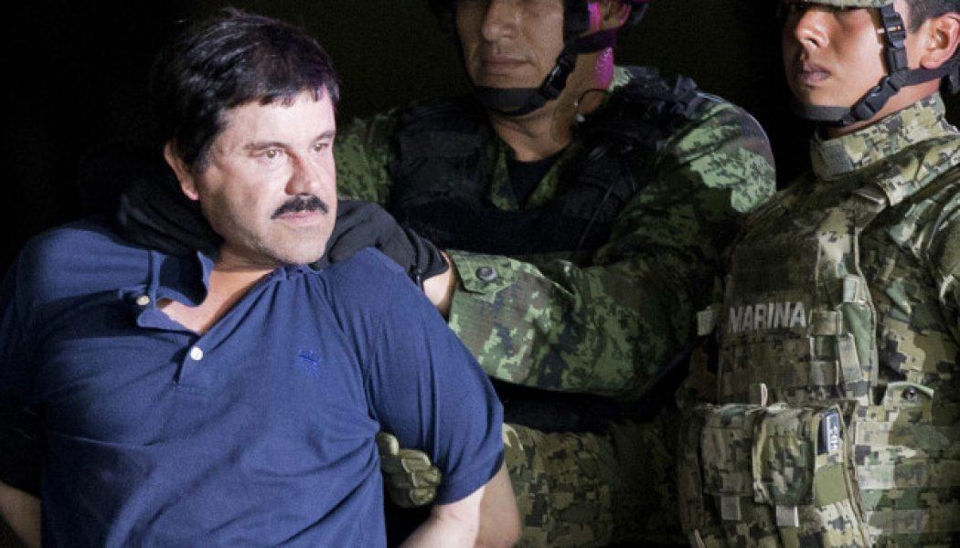 """""""El Chapo"""" Guzmán defiende que su extradición a Estados Unidos fue ilegal"""