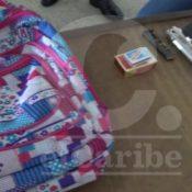 Apresan una estudiante de 13 años con una pistola en escuela de Jarabacoa