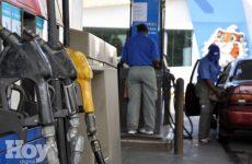 Bajan gas y gasolina, precio de los demás combustibles aumentan