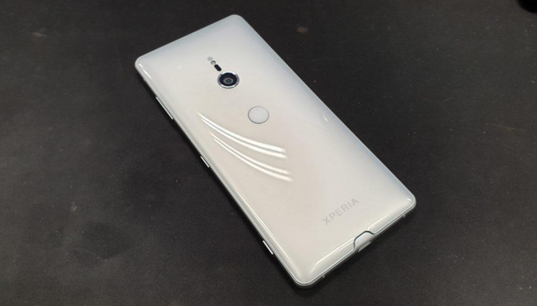 Xperia XZ3, un cambio de paradigma para los móviles de Sony