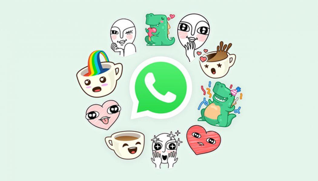 Cómo crear tus propios stickers de WhatsApp