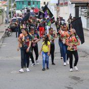 Hidalgo Díaz, Rey Momo carnaval de Constanza