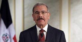 El presidente Medina levanta oficialmente el estado de emergencia