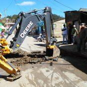 Barrios La Luisa y Los Envasadpores a punto de tener agua