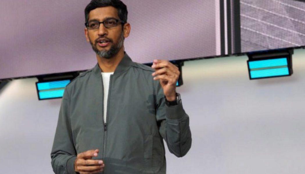 El CEO de Google ataca a Apple: «la privacidad no puede ser un lujo»