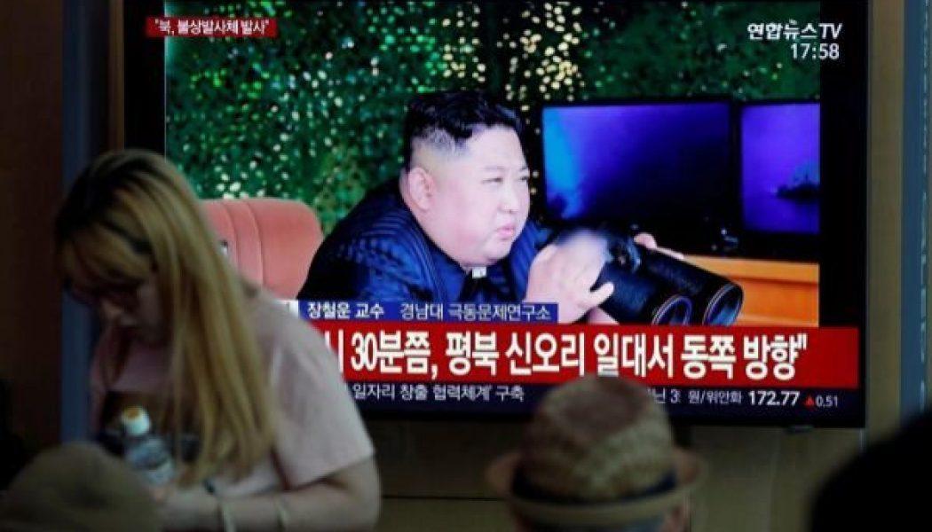 EEUU apresa por primera vez un barco norcoreano al que acusa de violar el embargo