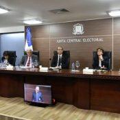 PRSC está inconforme con 90 Juntas Electorales, PRM 45, PRD 34 y PLD 31