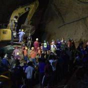 Hallan otro cuerpo en zona de derrumbe y suman cuatro los muertos en Santiago