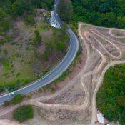 Inauguran pista de montaña Constanza Hills que acogerá campeonato nacional