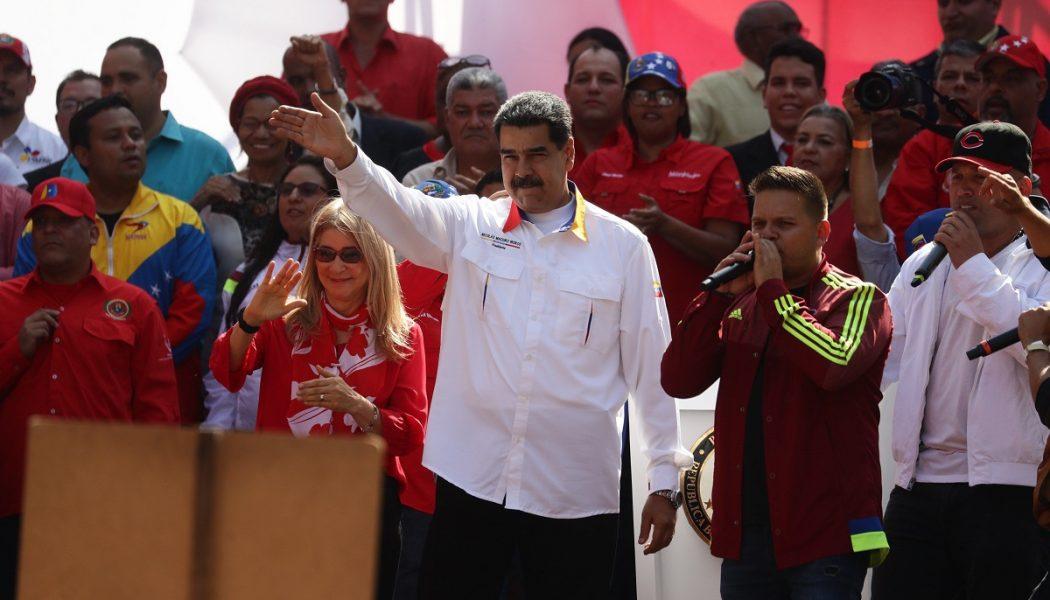 Maduro propone adelantar elecciones legislativas como solución a crisis