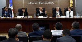 Pleno JCE admite candidaturas del Nivel de Diputaciones en Provincias y Circunscripciones Territoriales Elecciones mayo 2020