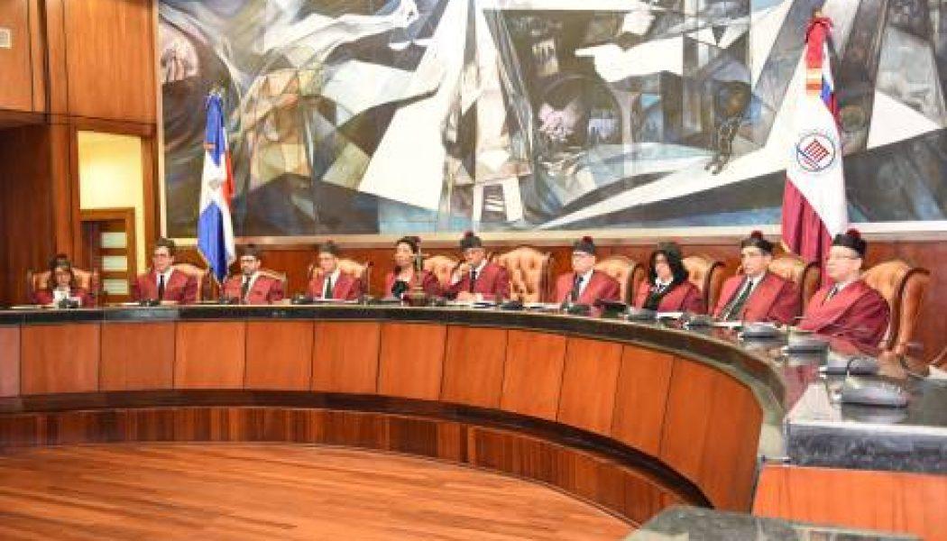 El TC conocerá en junio acciones de inconstitucionalidad elecciones 2020