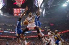 Final de la NBA hace un último viaje a la Oracle Arena