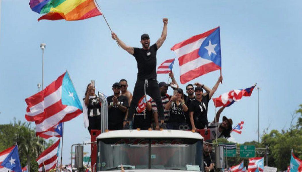 Puerto Rico se levanta contra su gobernador
