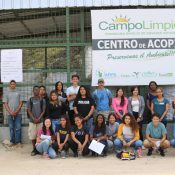 Global Glimpse visita Centro de Acopio