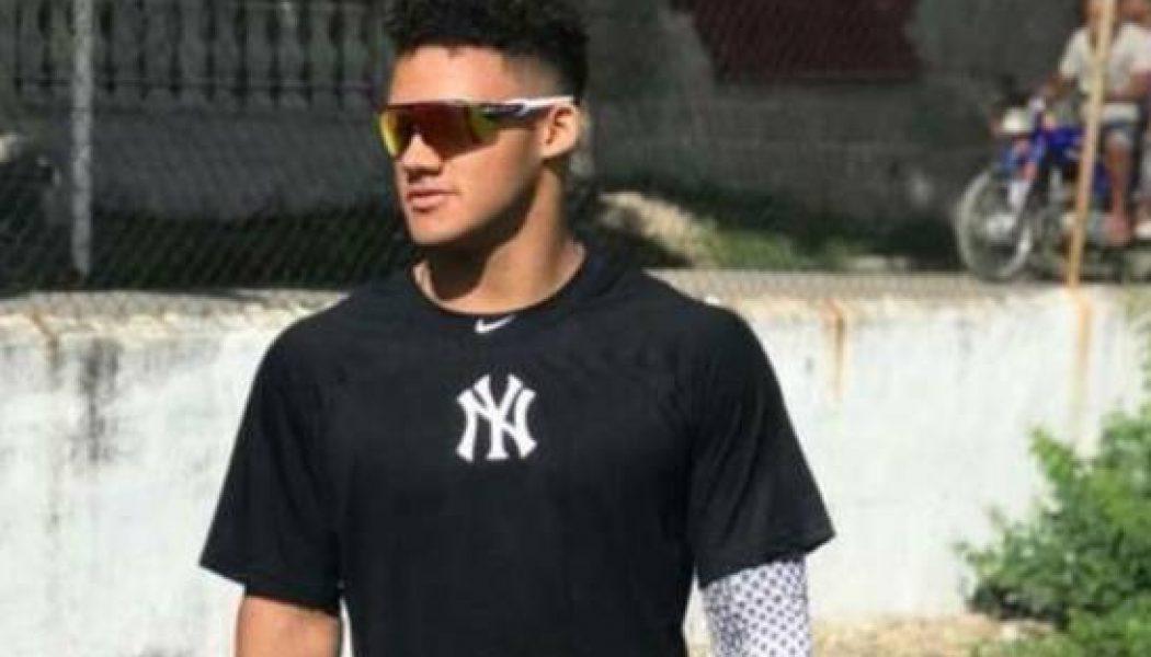 Lo que los Yankees se preguntaban sobre el prospecto Jasson Dominguez