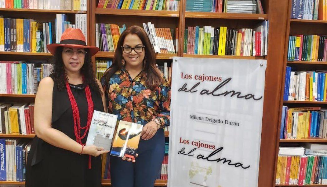 Presentan libro Los Cajones del alma en Libreria Casa Norberto de Puerto Rico