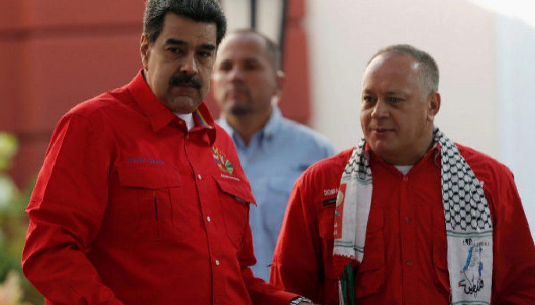 Contactos secretos entre EEUU y Diosdado Cabello, número dos del régimen de Maduro