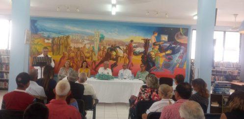 Ateneo Insular celebrará encuentro en Constanza