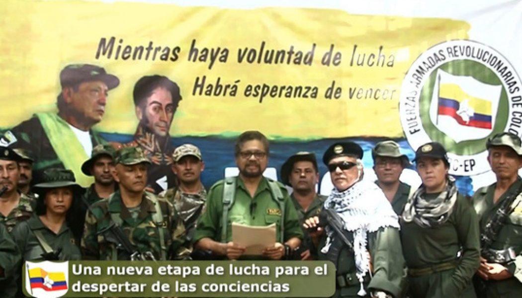 El ex líder de las FARC Iván Márquez anuncia que retoma las armas