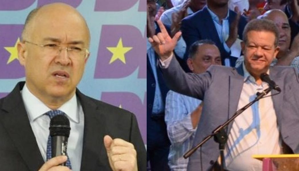 Domínguez Brito encabeza el danilismo que unida derrota a Leonel