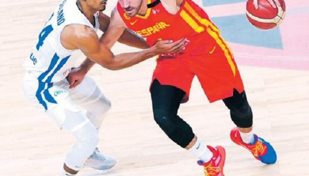 Baloncesto: España se impone 102-70 a República Dominicana