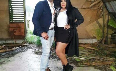 Tony B y Martha Heredia graban videoclip en Valle Nuevo Constanza