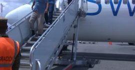 Se eleva a 1,299 los dominicanos repatriados por los Estados Unidos este año