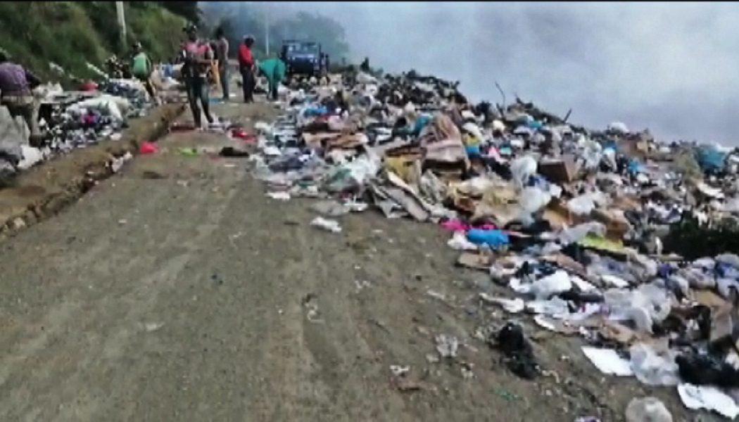 Consejo Ambiental denuncia contaminación por vertedero en Constanza