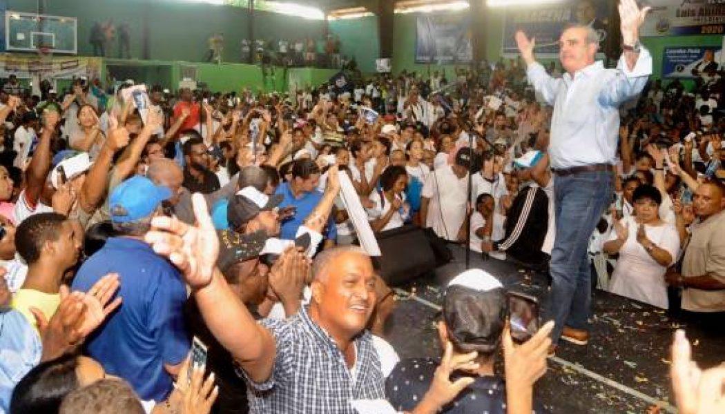 """Abinader asegura su proyecto político está """"en el mejor momento"""""""