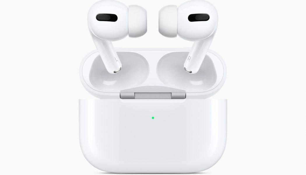Apple presenta los AirPods Pro, sus auriculares con cancelación de ruido activa