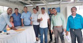 PRD inscribe aspirantes a puestos electivos en Constanza y distritos municipales